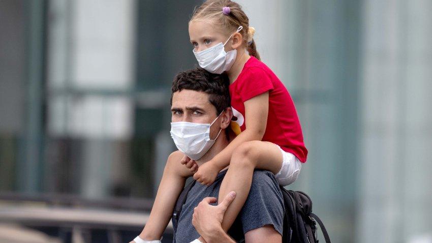 coronavirus en EEUU