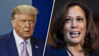 Trump 'Surprised' Biden Picked Kamala Harris, Calls Her Behavior 'Nasty'