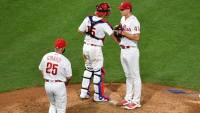 Phillies Bullpen's Ugly Ninth Inning Takes Some Shine Off a Good Win