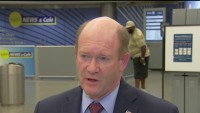 Senator Coons Reacts to President Trump's 'Transfer of Power' Comments