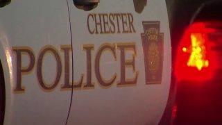 Chester Police Car