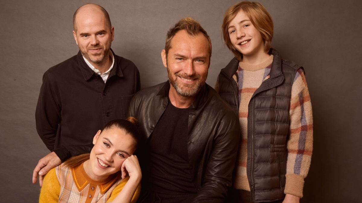 Jude Law, Carrie Coon on the Moody Marital Drama 'The Nest'