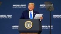 White House, Trump Campaign Push Unusual DOJ Announcement About 7 'Discarded' Votes