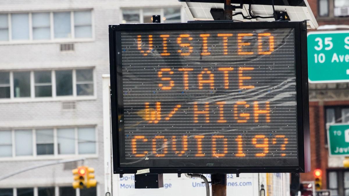 5 More States Added to NY/NJ/CT Quarantine List as U.S. COVID-19 Cases Near 7 Million