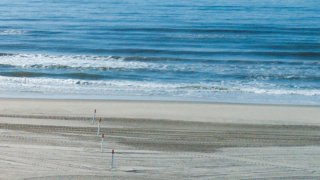 Wildwood, New Jersey, beach