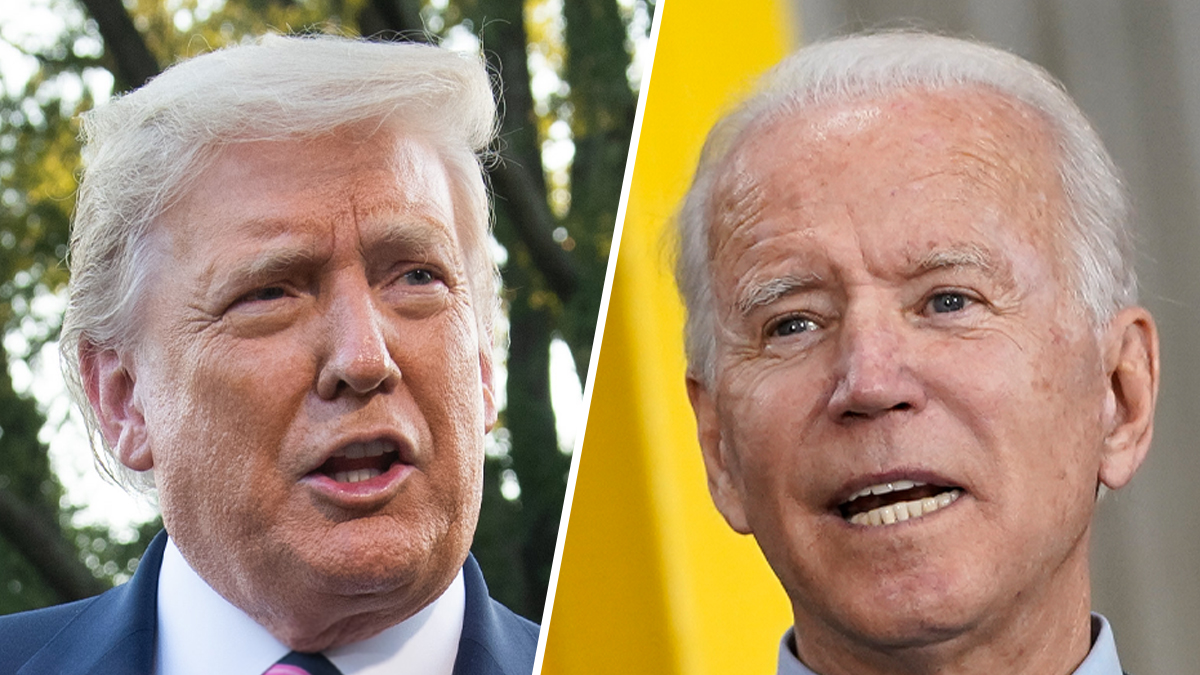 How Trump, Biden Are Preparing for First Presidential Debate – NBC10 Philadelphia