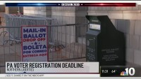 Pa. Voter Registration Deadline Is Here as New Voting Centers Open