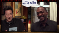 'Tonight': Mad Lib Theater With Anthony Mackie