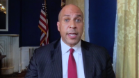 'Late Night': Sen. Booker Saw No GOP Remorse in Barrett Hearings