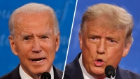 Fact Check: Falsehoods and Fumbles in Trump-Biden Debate