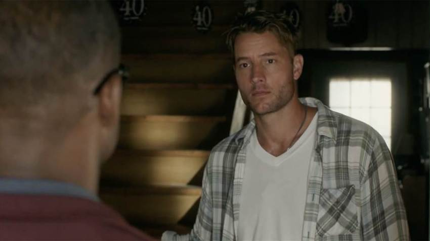 "Justin Hartley as Kevin Pearson in NBC's ""This Is Us"""