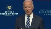 President Elect Joe Biden Can Begin Transition