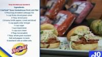 Dinner Inspiration: Hatfield's Texas Smokehouse Sandwich