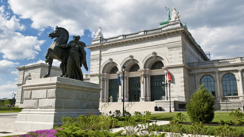 The Please Touch Museum in Philadelphia's Fairmount Park