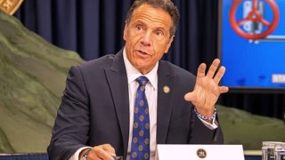 Watch Live: New York Gov. Andrew Cuomo Holds Press Briefing on Covid Response