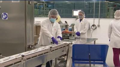 Philly-Based Company Ships Coronavirus Vaccine Doses Around the Country