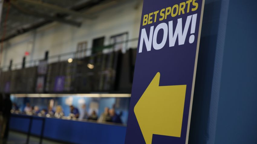 Sports betting in New Jersey