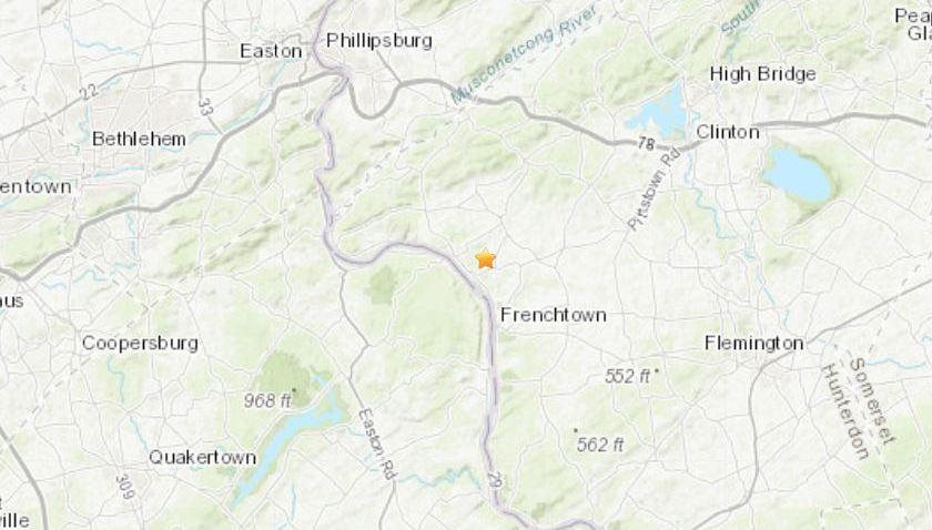 Earthquake location