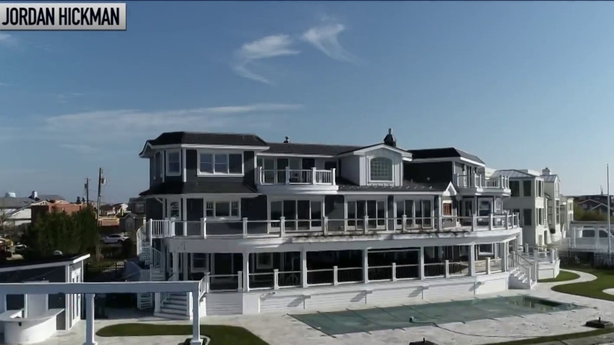 A Look Inside One of the Jersey Shore's Most Expensive Homes