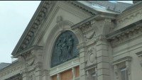 NJ State House and  Trenton Prepare For Possible Inauguration Unrest