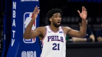 Joel Embiid Has Strong Response to Marcus Smart Saying He 'Flails' to Draw Free Throws