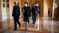 Imperiling Quick $1,400 Checks, Moderate Republicans Push Back on Biden's Economic Plan