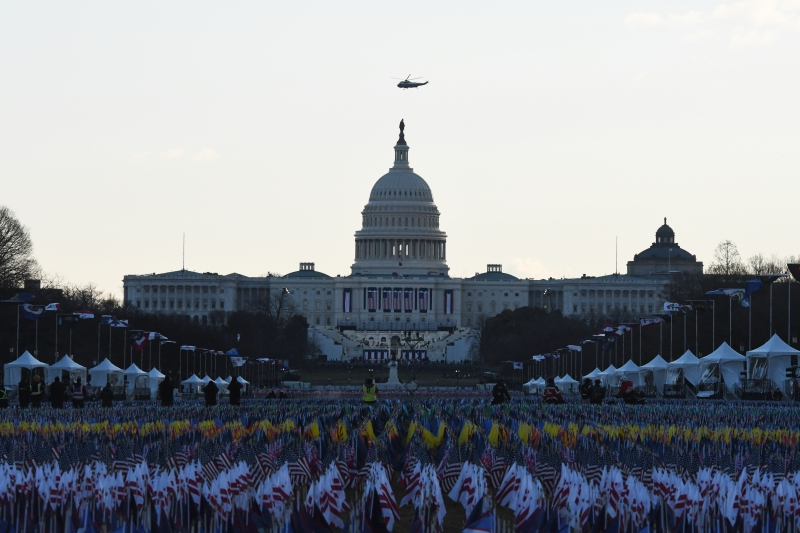 Inauguration Day in Photos