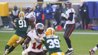 NFC Championship - Tampa Bay Buccaneers v Green Bay Packers