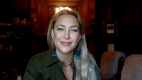 Kate Hudson on Raising Kids With Different Dads While Not Knowing Her Own