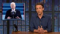 'Late Night': Closer Look at Biden Becoming 46th President of the US