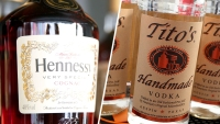 Raise a Glass: Hennessy, Tito's Vodka Top Philly, Pa. Suburbs Liquor Sales in 2020