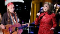 Country Music Legends Willie Nelson and Loretta Lynn Have Received COVID-19 Vaccine