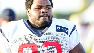 NFL: AUG 18 Texans Training Camp