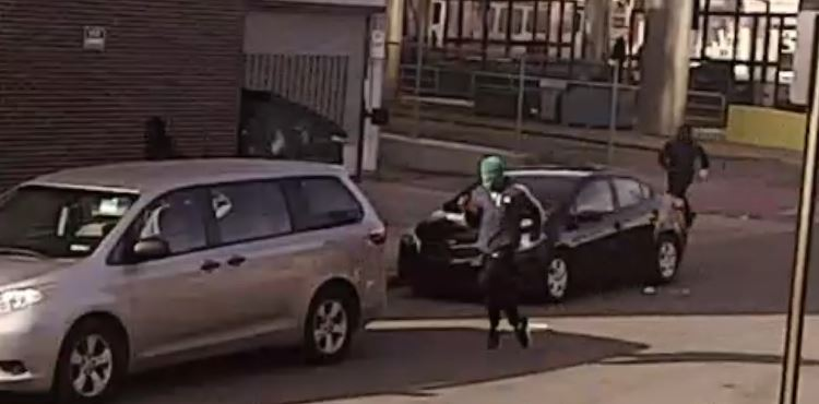 Security Camera Images Show Suspects Who Shot 8 People