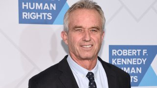 In this Dec. 12, 2019, file photo, Robert F. Kennedy Jr. attends the Robert F. Kennedy Human Rights Hosts 2019 Ripple Of Hope Gala & Auction In NYC in New York City.