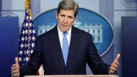 John Kerry Says the U.S. Can Recover From Trump's 'Sheer Idiocy' on Climate Change