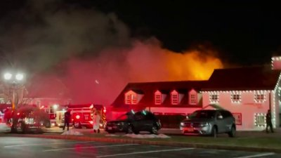 Fire Damages Popular Hotel and Wedding Venue in Blue Bell
