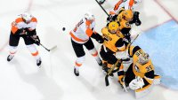 Flyers Rally From Early Deficit to Beat Penguins 4-3