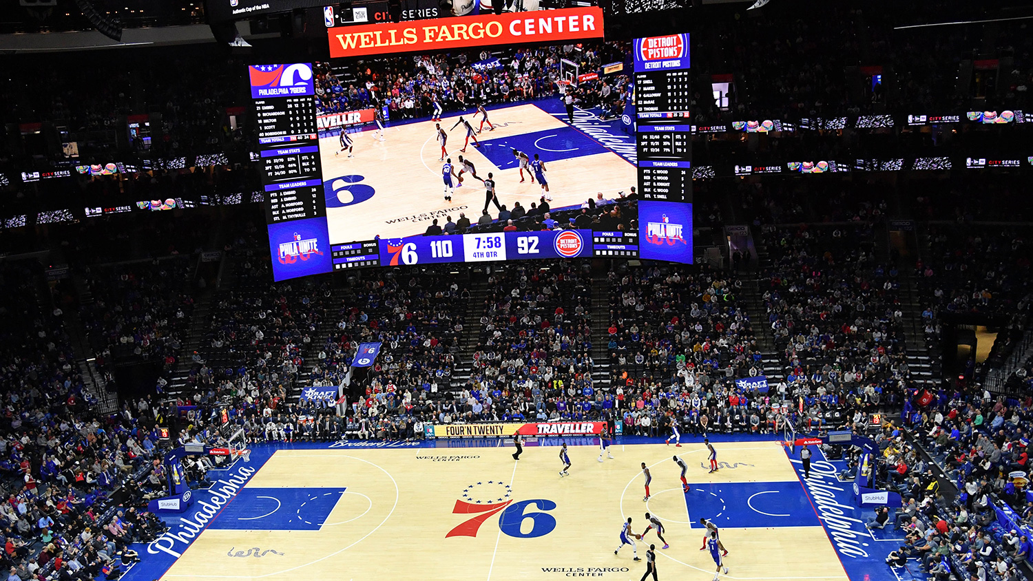 Fans Closer to Returning to Sixers, Flyers Games Due to Revised Pa. COVID-19 Restrictions