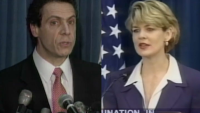 Former Aide Says Cuomo Hugged Her in 'Inappropriate' Hotel Room Embrace