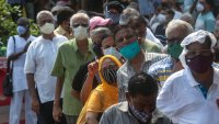 India Hits Another Grim Record as It Scrambles Oxygen Supply