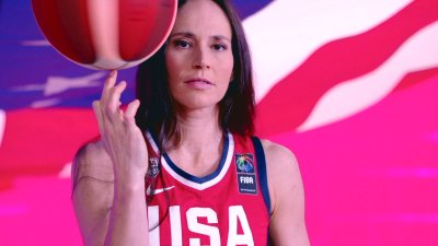 Basketball Legend Sue Bird Is Going for Her Fifth Gold and Team's Ninth