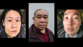 Three victims of anti-Asian hate crime spoke up