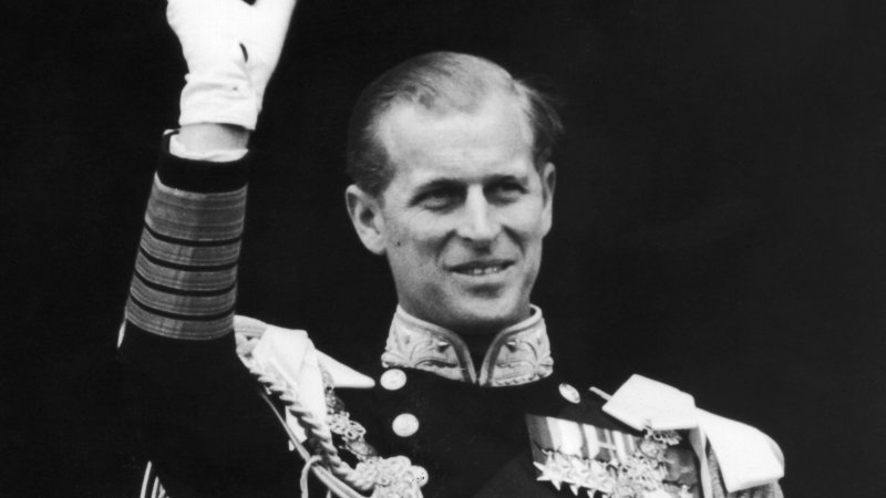 Prince Philip's Life in Photos