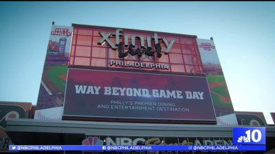 Xfinity Live! Is Ready to Welcome Back Philly Sports Fans