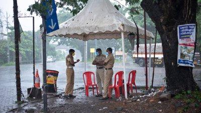 Cyclone Makes Landfall in COVID-Ravaged India