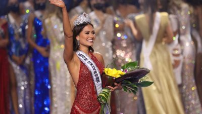 Andrea Meza Crowned Miss Universe 2021