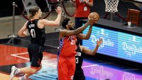 Joel Embiid, Sixers Handle Depleted Rockets