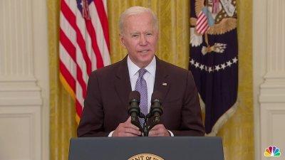 Biden: US Will Share 20 Million More Vaccine Doses