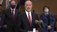 Pennsylvania GOP Election Bill Sponsor Takes Case to Wolf News Conference in Delaware County